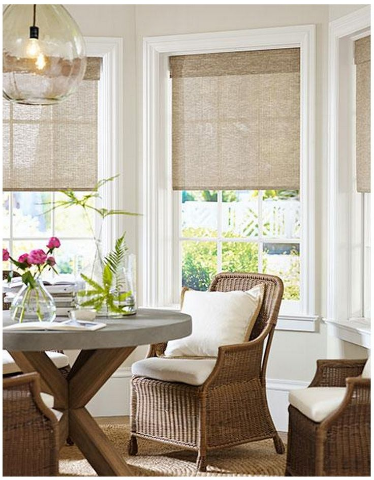 Tables Living Room Windows Farmhouse Window Treatments Bay Window Treatments