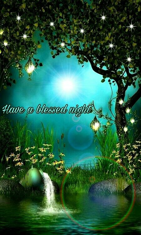 Blessings And Night Prayers Good