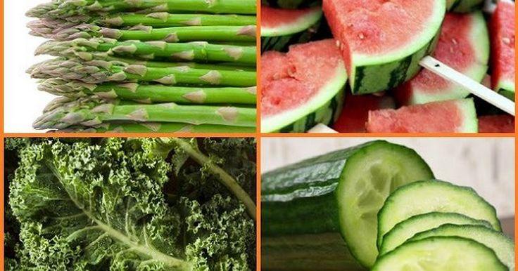 Ces 14 aliments ne contiennent presque pas de calories, mais ils sont très riches en de nombreux nutriments ! Ne les ratez pas si vous cherchez à perdre du poids