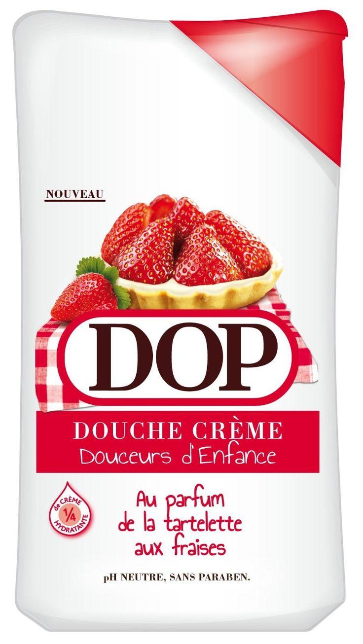 DOP Douche Crème Douceurs d'enfance Fraise Lot de 3: Amazon.fr: Parfum et Beauté