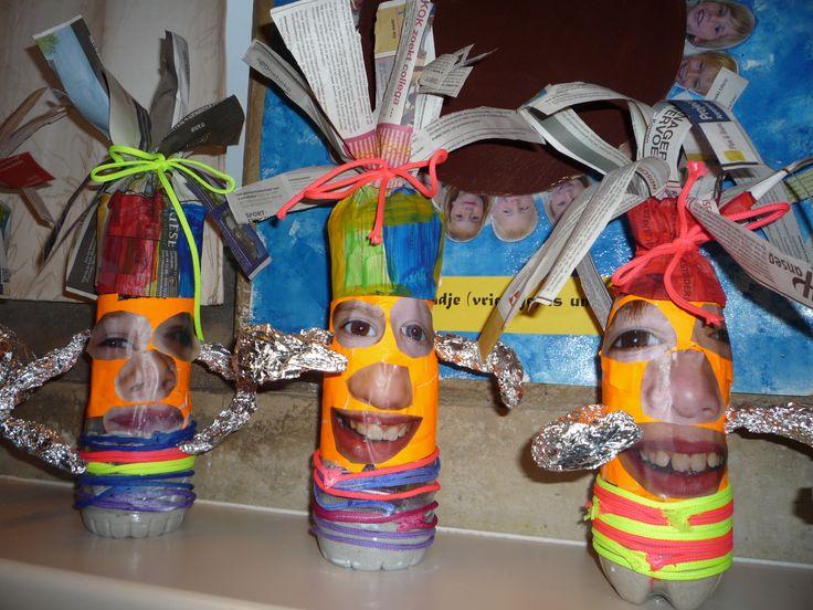 Gekke pop: muzodag klasdoorbrekend met vierde leerjaar