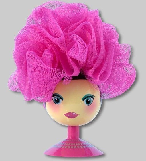 Fleur de douche Bloom Pylones fushia =========>#accessoires #Bijoux #Noël #Décoration #Coiffure #femme #Shopping #Cheveux