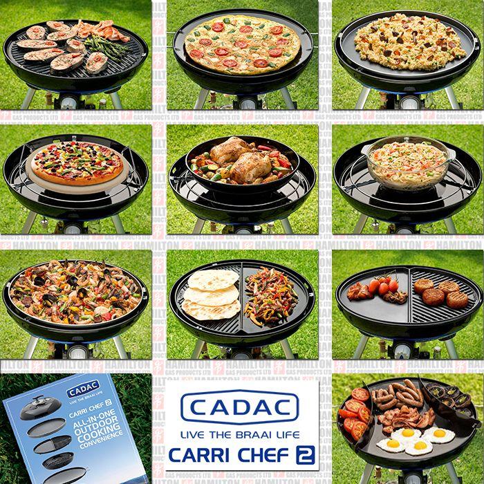 Cadac Carri Chef 2 Gas Bbq Cadac Recipes Gas Bbq Outdoor Cooking