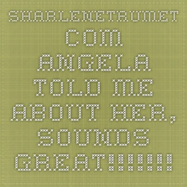 sharlenetrumet.com  Angela told me about her, sounds great!!!!!!!!!!