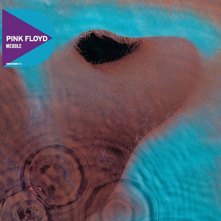 Pink Floyd - Meddle  (1971)
