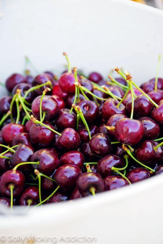 Summer Days & Cherry Picking   Sally's Baking Addiction