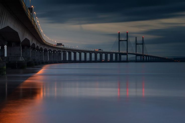 Second Severn Crossing Bridge at Night over the River Severn between England and Wales,North Wales workshops.North Wales landscape photography,landscape photography workshops Snowdonia North Wales,Landscape photography workshops,Welsh landscape photography workshops,landscape photography workshops Wales,Landscape photography workshops Snowdonia Wales,Landscape photography workshops Worcestershire,Workshops photography Worcester.Worcester photography Workshops,Summer landscape photography…