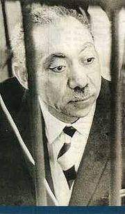Sayyid Qutb (arabe : سيد قطب) né le 9 octobre 1906 et exécuté par pendaison le 29 août 1966 était un poète, essayiste, et critique littéraire égyptien, puis un militant musulman membre des Frères musulmans.