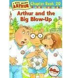 Cover image for Arthur and the Big Blow-Up
