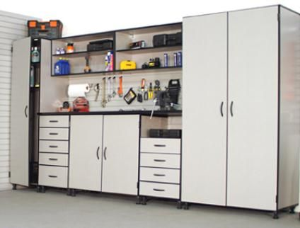 ... Garage Cabinets Home Depot