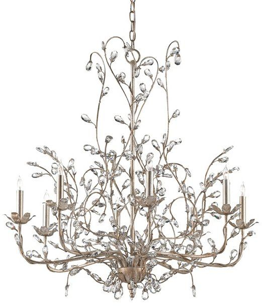Best 25 transitional chandeliers ideas on pinterest south shore decorating currey and company 9975 crystal bud transitional chandelier large cnc aloadofball Images