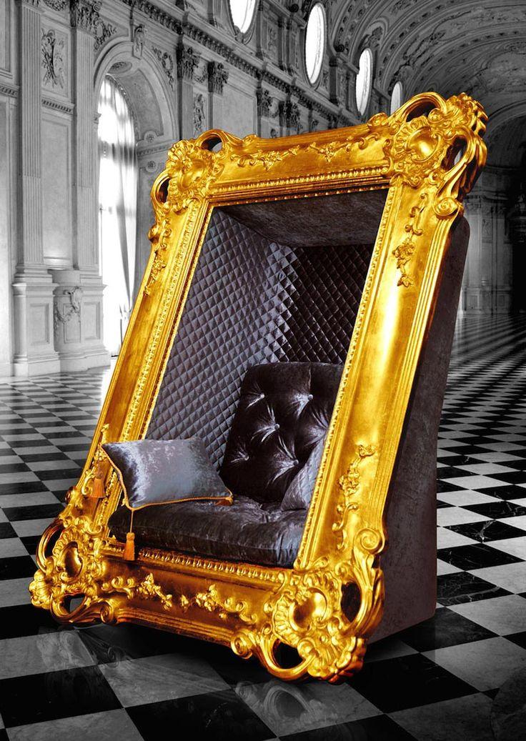 Regal Armchair Throne By Caspani Price   Google Zoeken. Architecture DesignUnusual  FurnitureLuxury ...