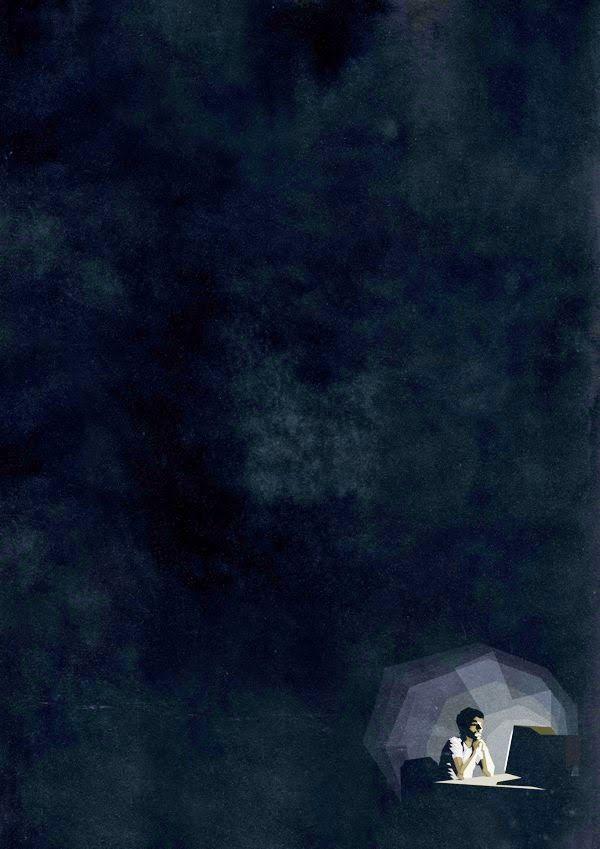 yalnız fok balığı: Illustrations by Belhoula Amir