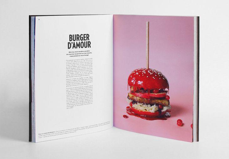 Fat & Furious Burger 2014. Conception éditoriale et graphique du livre.  128 pages. Tiré à 15000 exemplaires. Éditions Michel Lafon.
