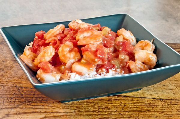 Dinner Recipe: Shrimp Creole     Be sure to whip up your own shrimp stock so you will have it to use in this recipe and future Cajun and Southern dishes.  Big money saver if you make it your self out of shells you have.