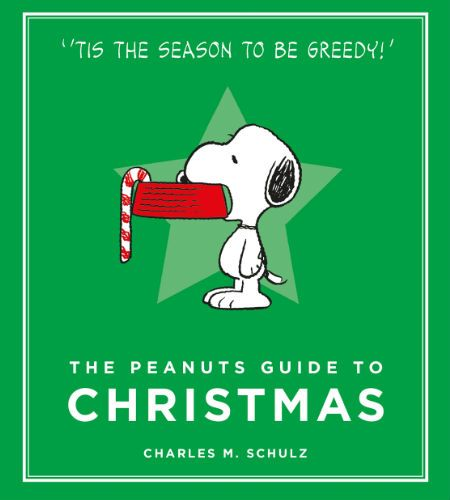 On 5th day of Christmas ... I read The Peanuts Guide to Christmas