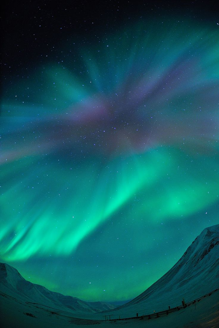 This is the main reason why it has always been a dream to go to Alaska. This is something that I must experience in my lifetime. <3 Aurora <3