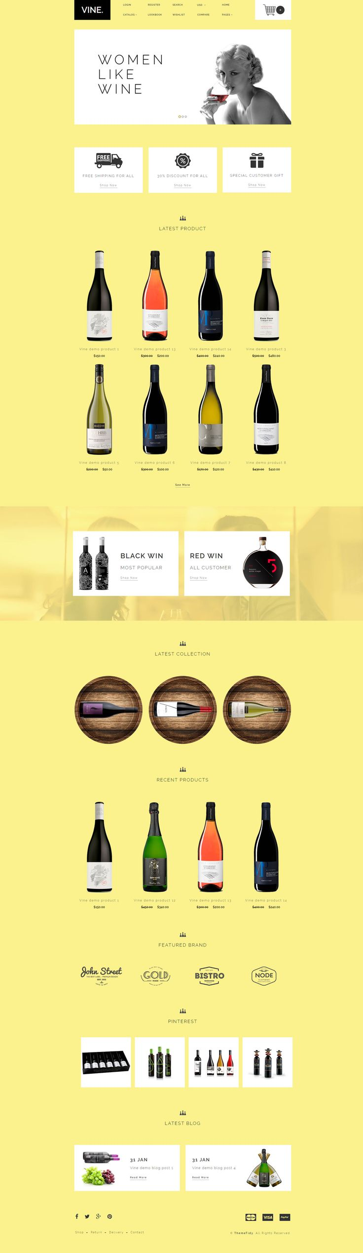 Vine – Responsive Drink & Food eCommerce Shopify Theme Download Link: https://www.themetidy.com/item/vine-responsive-drink-food-ecommerce-shopify-theme/ #drinkshop #wine #foodshopifythemes #drinkshopifythemes #cafesshopifythemes #restaurantsshopifythemes #fresh #event #party #tasty #healthy #order #recipes #delicious #bar #tablebooking #cookingstore #eat #chef #organicshop #delivery #pub #menu #bootstrapshopifythemes #ecommerceshopifythemes #responsiveshopifythemes…