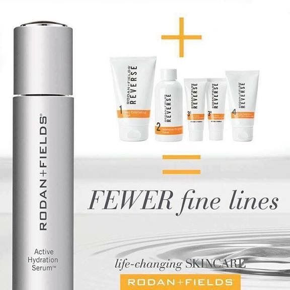 I can't wait to add the Active Hydration Serum to my Reverse Regimen. Want to add it your daily routine? Let me help you out. https://www.rodanandfields.com/US/pws/dgrinnage