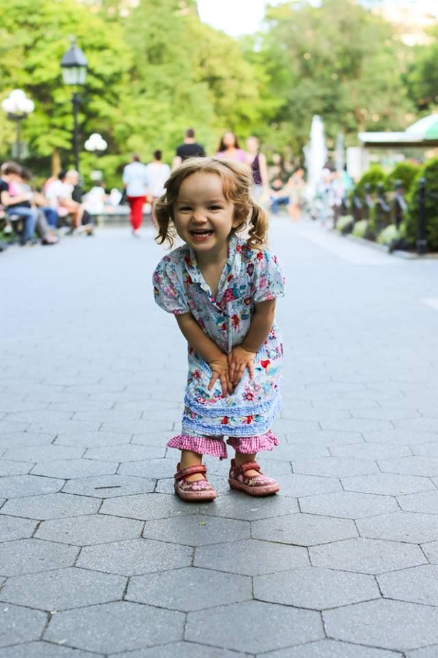 """You're taking my picture!"" (whole story on the Humans of NY website -- click on the picture)"
