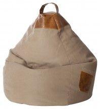 Deze beanbag jamie XXL in bruine kleur vormt zich heerlijk naar uw lichaam en is een mooie toevoeging aan uw omgeving. Bestel hem nu op SittingBags.nl