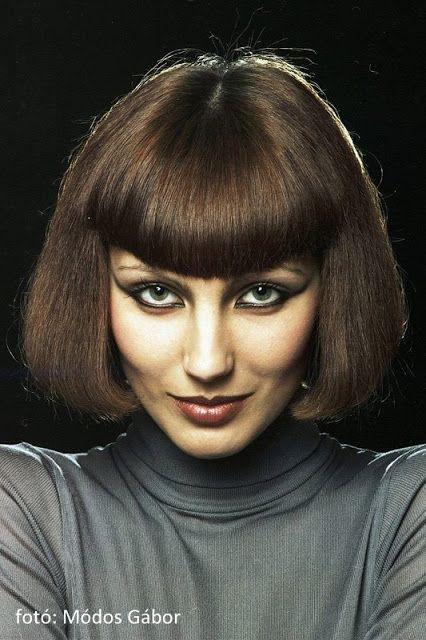 A legszebb magyar szupermodellek, topmodellek, manökenek, fotómodellek (RETRÓ): Lantos Piroska szupermodell, sztármanöken