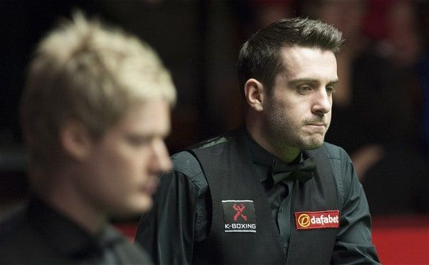 Leicester's Mark Selby sets up final showdown with Ronnie O'Sullivan