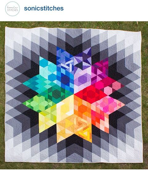 66 Best Gravity Quilt Block Of The Month Design Images