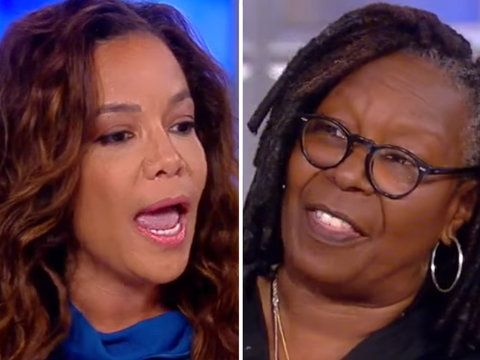 """I do not think you can compare this Antifa movement with the KKK,"" a fired up Sunny Hostin explained."