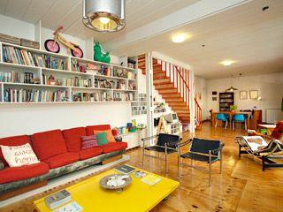 Ambientes grandes ideas espacios chicos pinterest ph for Decoracion ambientes chicos