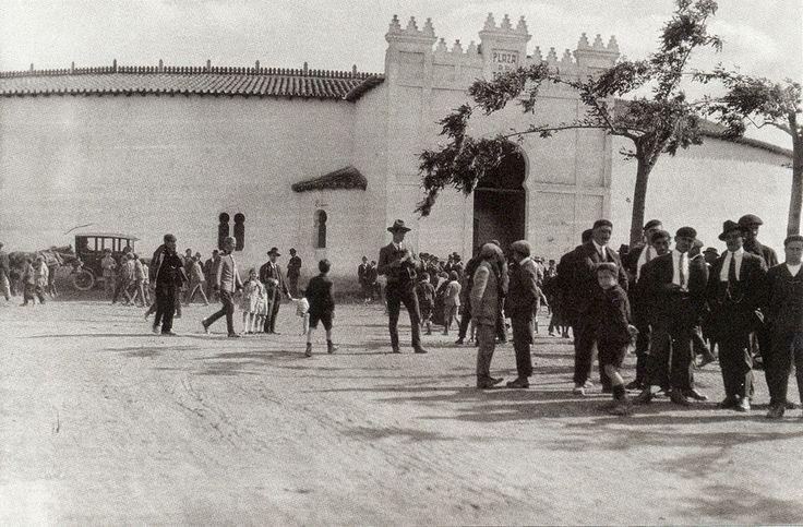 Salamanca en el ayer: La Plaza de Toros de Tejares
