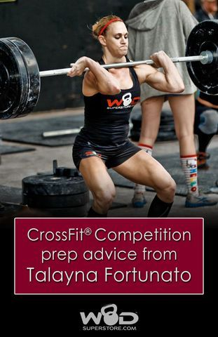 CrossFit® Competition - 5 tips on how to prepare By Talayna Fortunato is a quick read on the key elements to think about when preparing for a competition