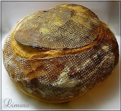 Limara péksége: Burgonyás cipó
