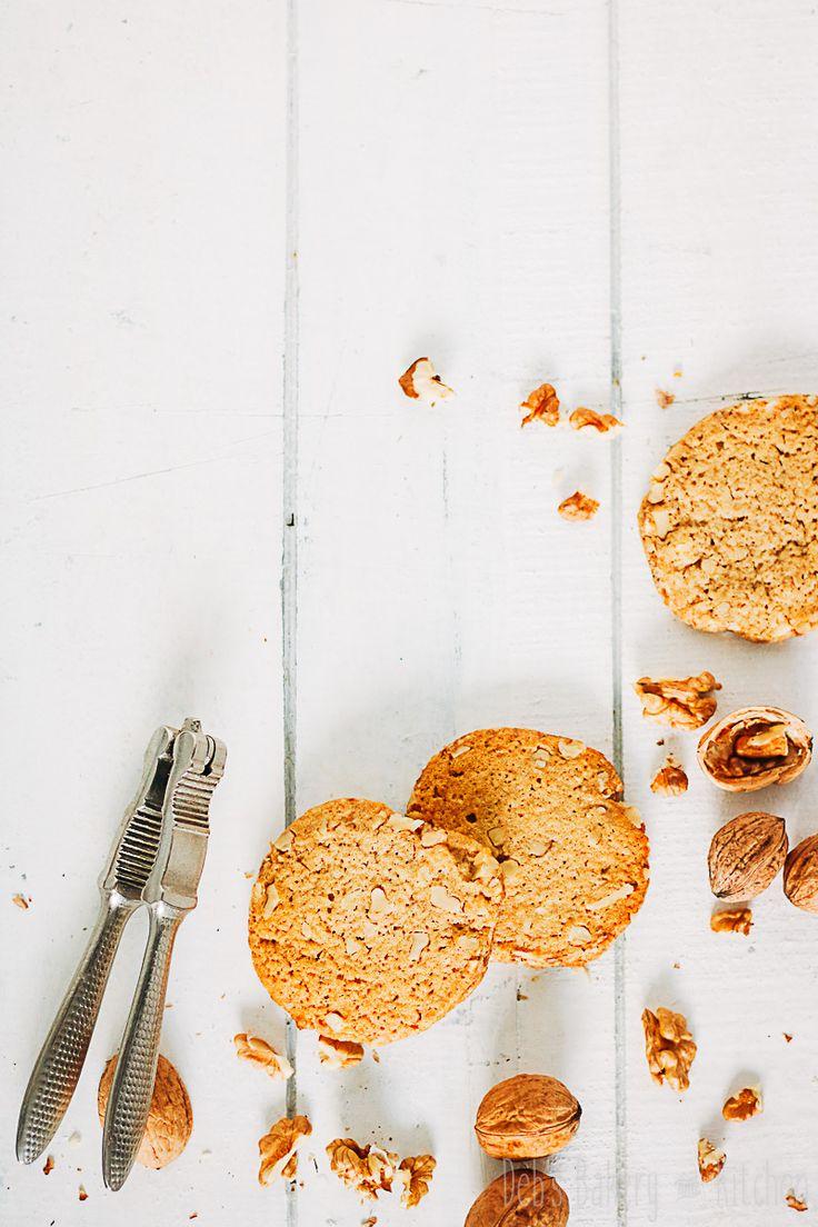 Zelfgebakken koekjes zijn toch het lekkerst! Voor wie ga jij deze walnotenkoeken bakken?