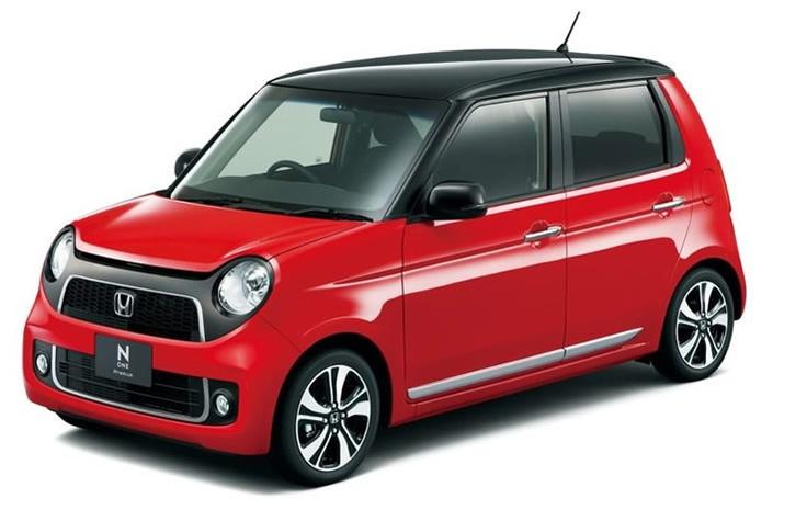 2013 Honda N-One in Japan
