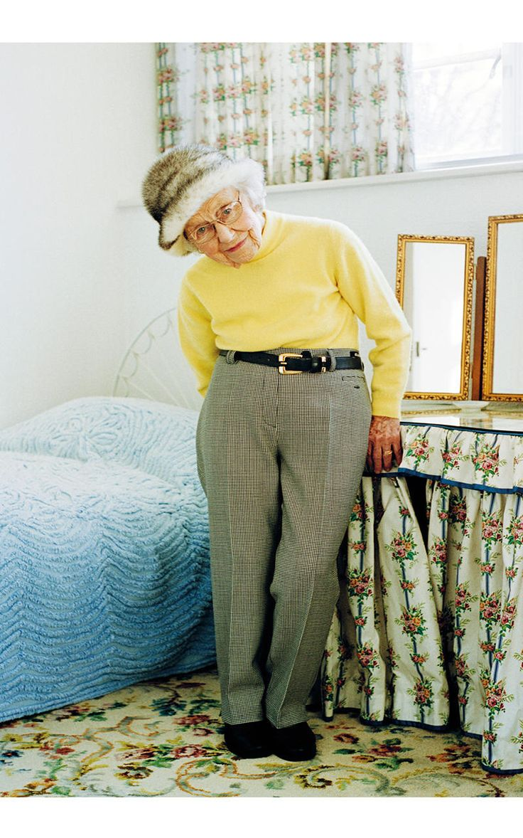 A Vogue Photographer Turns His Eye To Gorgeous Grannies | Co.Create | creativity + culture + commerce