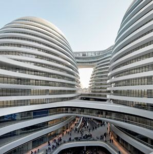 World's Coolest Futuristic Buildings- Page 10 - Articles | Travel + Leisure
