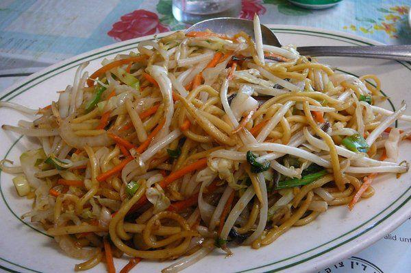 VEG CHOWMEIN - Chinese recipe | 123coimbatore