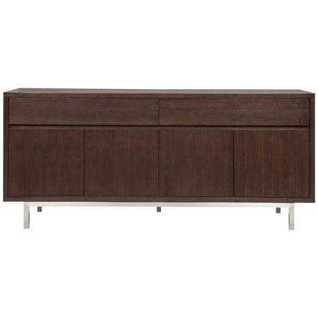 Signature S 4 Door/2 Drawer Buffet | Freedom Furniture and Homewares