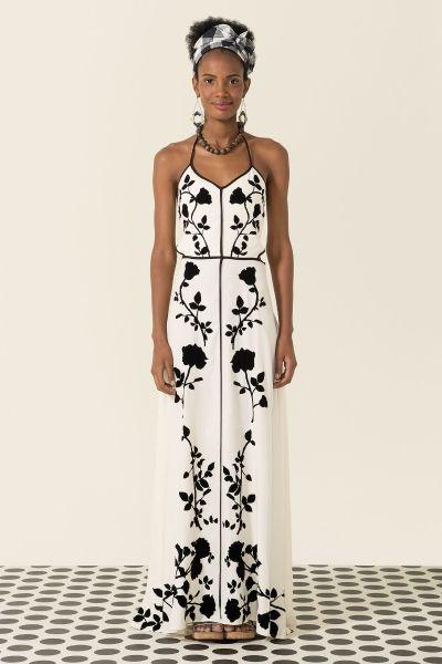 643b759d9 .:: FARM RIO ::. | Inspiration | Pinterest | Looks com saia longa, Vestido  médio e Looks com saias
