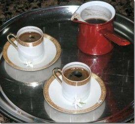 How to Make Lebanese Coffee | Mama's Lebanese Kitchen - Traditional Lebanese Recipes