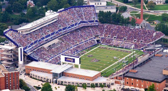 James Madison University Football Stadium | Prediction Contest: JMU vs. Stony Brook
