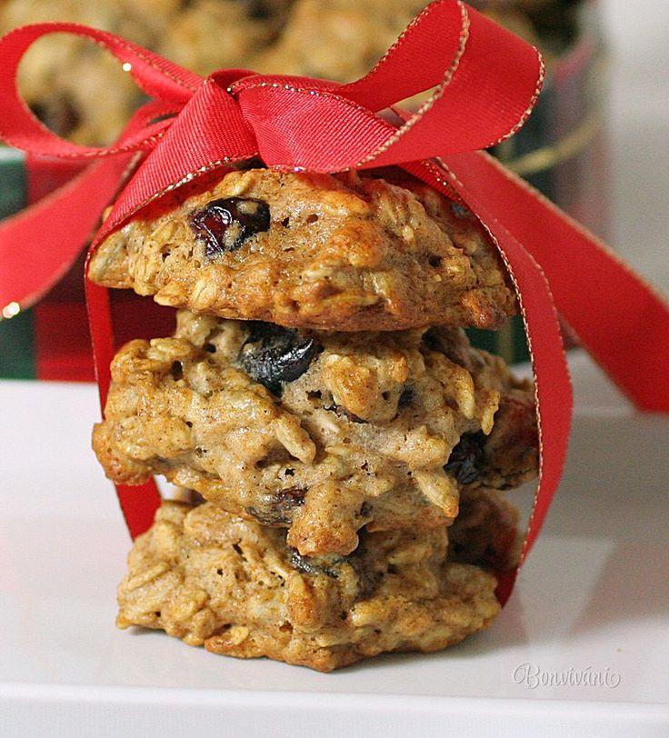 Ovsené sušienky • recept • bonvivani.sk