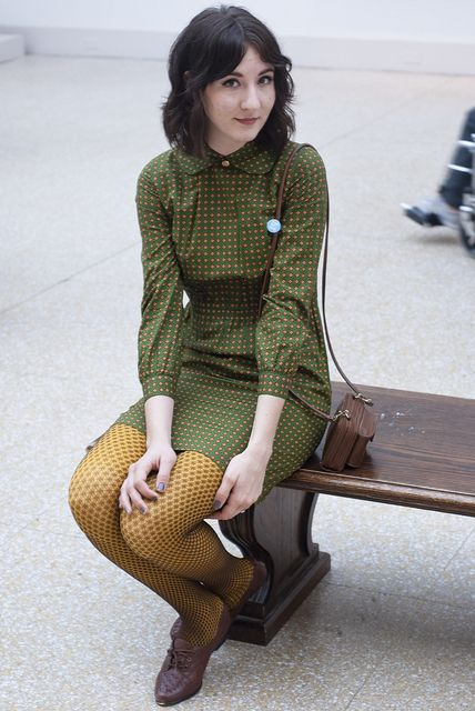 Adorable outfit!