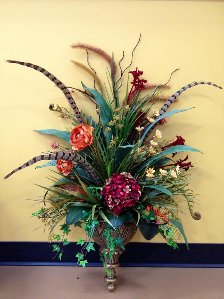 233 best florals SBA home decor images on Pinterest Silk