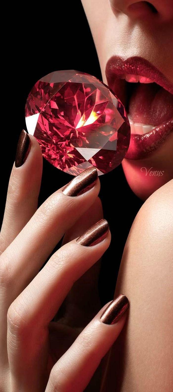 Red diamond.   Oct 15 24 <3