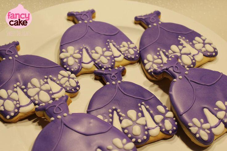 Princess Sofía Cookies