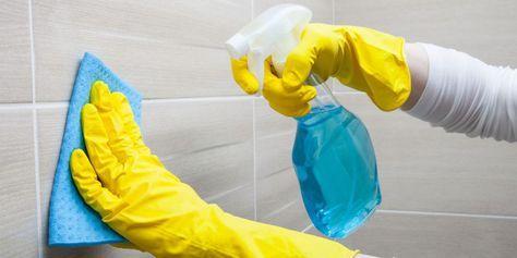 Rengör din dusch snabbt och enkelt (nya smarta knep med ättika!)