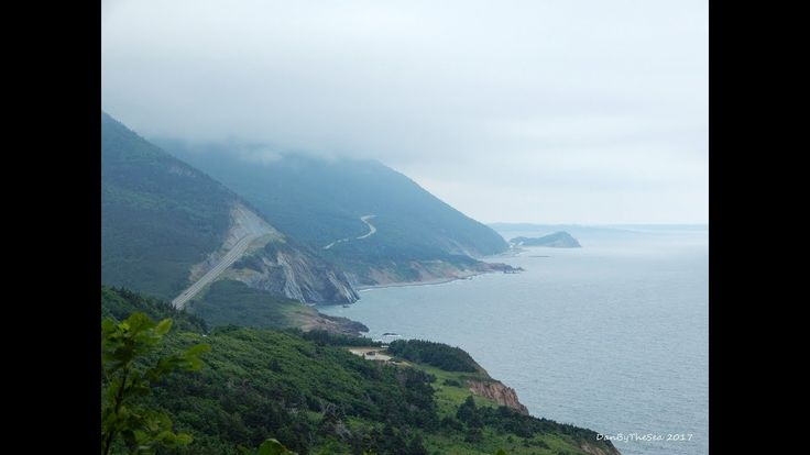 The Cabot Trail by Gopro 5 North West Shore