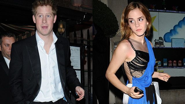 Has handsome Prince Harry finally found his match in actress and university graduate Emma Watson?  Ughh, Prince Harry is such a Playboy (a cute Playboy, but a playboy none-the-less).  Has Prince Harry really grown up or will Emma be another fling?  Do you really think Emma will be the one to make him want to change his partying persona?